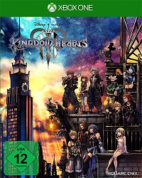 Kingdom Hearts 3 (USK) (Xbox One)