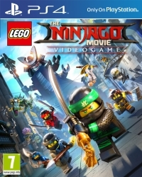 LEGO Ninjago Movie The Videogame (PS4)