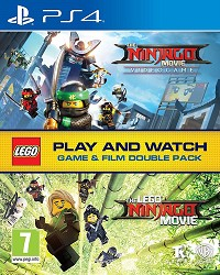 LEGO Ninjago Movie The Videogame [Game + Film Double Pack] (PS4)