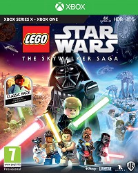 LEGO Star Wars für Nintendo Switch, PS4, PS5™, X1