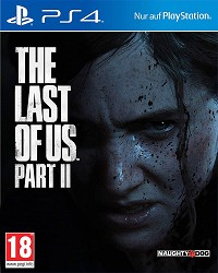 Last of Us: Part 2 [uncut Edition] Cover beschädigt (PS4)