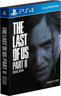 Last of Us: Part 2 [Special uncut Edition] (PS4)