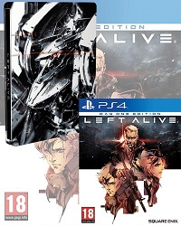 Left Alive [Day 1 STEELBOOK uncut Edition] (PS4)
