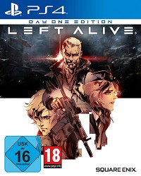 Left Alive [Day 1 uncut Edition] (PS4)