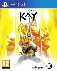 Legend of Kay Anniversary Edition (PS4)