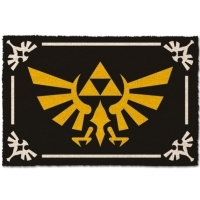 Legend of Zelda Triforce Fußmatte (Merchandise)