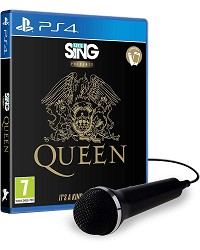 Lets Sing Queen + 2 Mics (PS4)