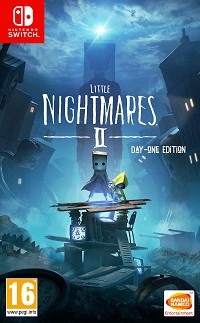 Little Nightmares 2 [Limited Day 1 Bonus Edition] (Nintendo Switch)