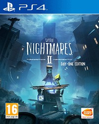 Little Nightmares 2 [Limited Day 1 Bonus Edition] (PS4)