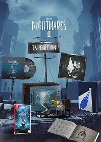 Little Nightmares 2 [TV Collectors Edition] (Nintendo Switch)