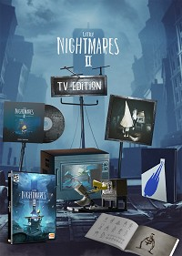 Little Nightmares 2 [TV Collectors Edition] (PC)