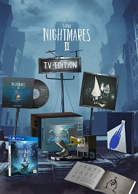 Little Nightmares 2 [TV Collectors Edition] (PS4)