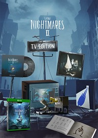 Little Nightmares 2 [TV Collectors Edition] (Xbox One)