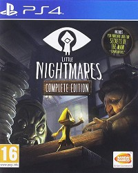 Little Nightmares [Complete Edition] (PS4)