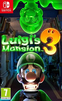 Luigis Mansion 3 (Nintendo Switch)
