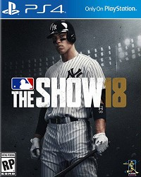 MLB The Show 18 - Cover beschädigt (PS4)