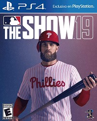 MLB The Show 19 - Cover beschädigt (PS4)
