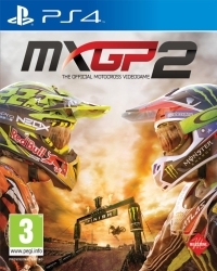 MX GP 2 - The Offical Motocross Game 2 [EU] (PS4)