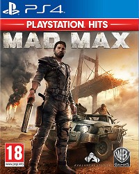 Mad Max [Playstation Hits uncut Edition] (PS4)