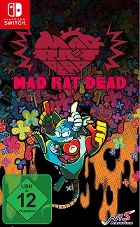 Mad Rat Dead (Nintendo Switch)