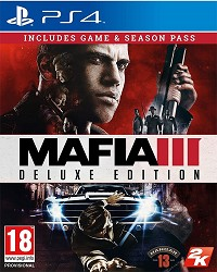 Mafia 3 [Limited Deluxe uncut Edition] inkl. 10 Boni (PS4)