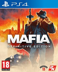 Mafia Definitive für PS4, X1