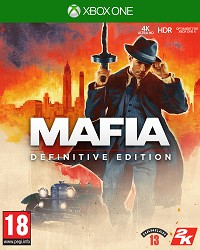 Mafia Definitive für PC, PS4, PS5™, X1