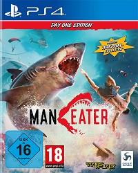 Maneater [Limited - Tiger Hai Evolution uncut Edition] (PS4)