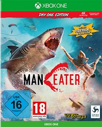 Maneater [Limited - Tiger Hai Evolution uncut Edition] (Xbox One)