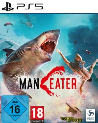 Maneater [uncut Edition] (PS5™)