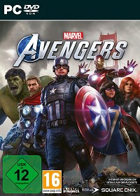 Marvels Avengers [Bonus Edition] + Aufnäher Set (PC)