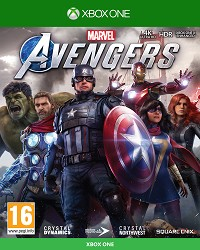 Marvels Avengers [Bonus Edition] + Aufnäher Set (Xbox One)