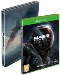 Mass Effect: Andromeda [Limited AT uncut Edition] inkl. 3 Bonus DLCs (Xbox One)