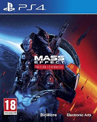 Mass Effect [Legendary Edition] (PS4)