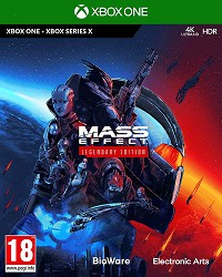 Mass Effect [Legendary Edition] (Xbox One)