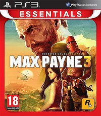 Max Payne 3 [essentials uncut Edition] (PS3)
