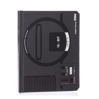 Mega Drive Konsole Notizbuch (Retro Gaming) (Merchandise)