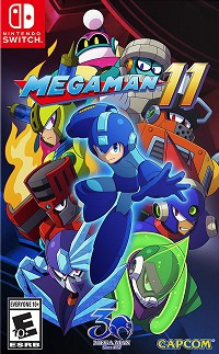 Mega Man 11 [US Edition] - Cover beschädigt (Nintendo Switch)