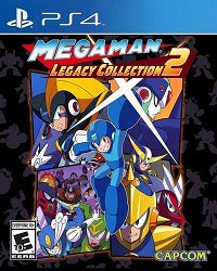 Megaman Legacy Collection 2 [US] (PS4)