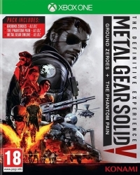 Metal Gear Solid 5: The Definitive Experience [uncut Edition] (Xbox One)