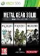 Metal Gear Solid HD Collection [uncut Edition] (Xbox360)
