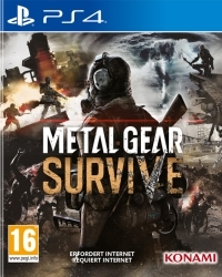 Metal Gear Survive [Day 1 Bonus uncut Edition] - Cover beschädigt (PS4)