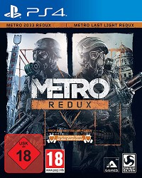 Metro Redux: Metro Last Light + Metro 2033 Doppelpack [AT uncut Edition] (PS4)
