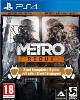 Metro Redux: Metro Last Light + Metro 2033 [uncut Edition] (PS4)