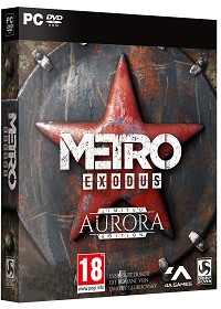 Metro: Exodus [Aurora AT uncut Edition] (PC)