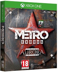 Metro: Exodus [Aurora AT uncut Edition] (Xbox One)