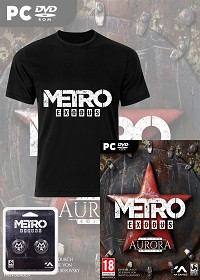 Metro: Exodus [Aurora AT uncut Edition] + T-Shirt (PC)