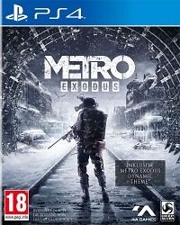 Metro: Exodus [Day 1 AT Bonus uncut Edition] (PS4)