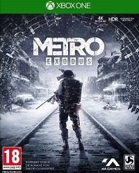 Metro: Exodus [Day 1 AT Bonus uncut Edition] (Xbox One)
