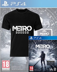 Metro: Exodus [Fan uncut Edition] + T-Shirt + Theme (PS4)